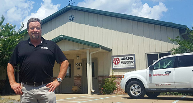 Morton Buildings is now 100 percent employee owned