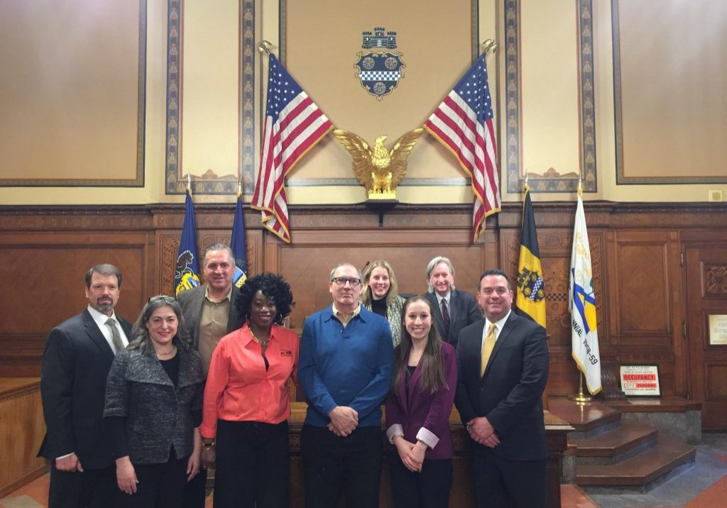 PaCEOPittsburgh City Council